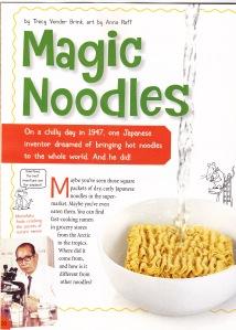 Magic Noodles 1